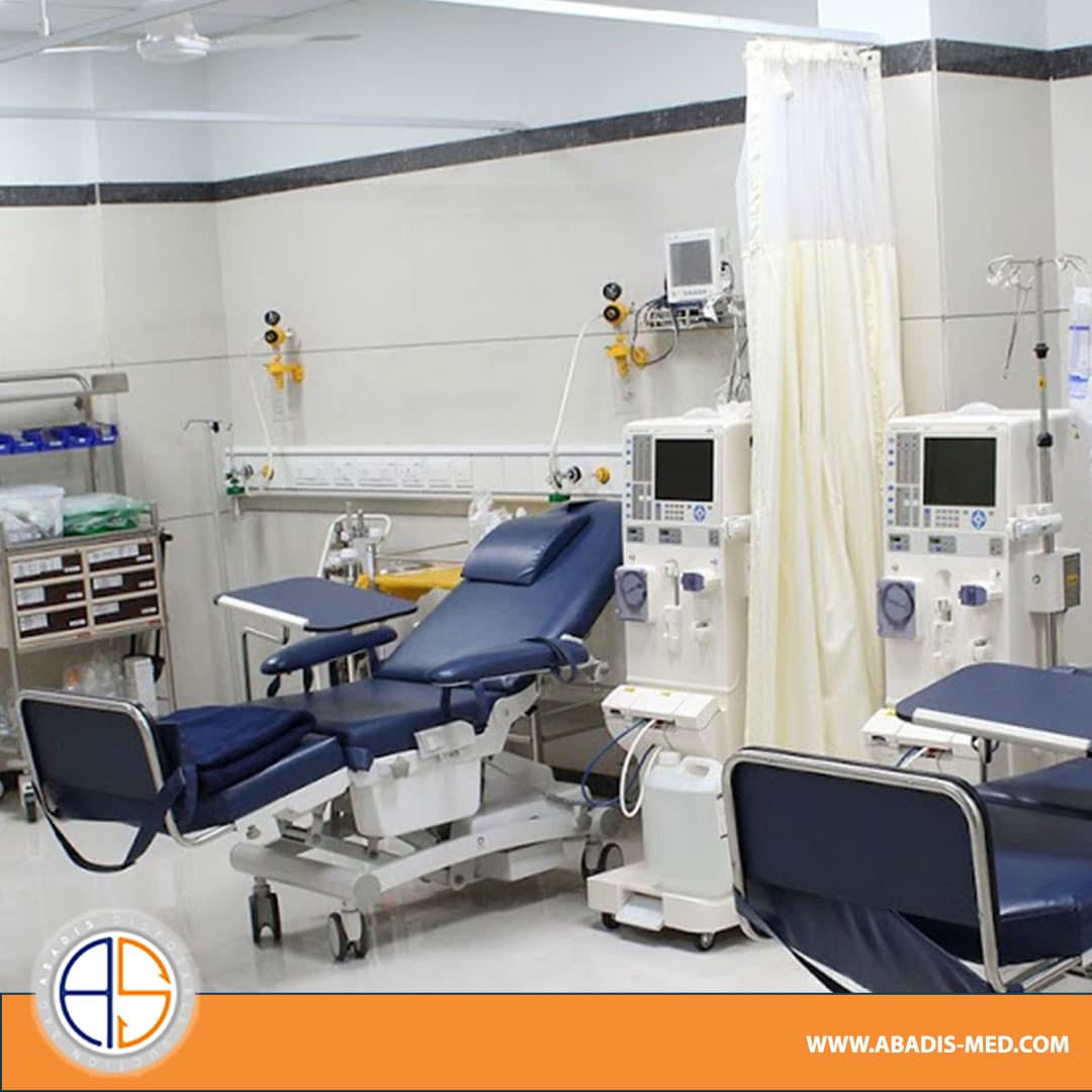 Use of quality hospital equipment and products
